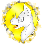 :gift: Gold Light by CKittyKat98
