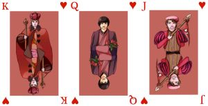 Hetalia Cards - Hearts by luna-wannabe