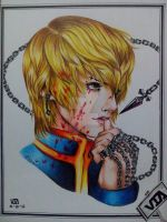 My Kurapika by viakaren