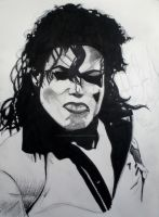 Michael Jackson BAD Tour by The4everFlower