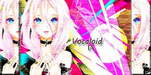 Vocaloid IA Sign by CagBcn
