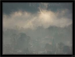 Misty morning - 3 by J-Y-M
