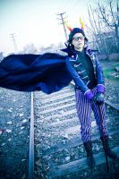 Eridan Ampora - Homestuck by SKYLineCosplay