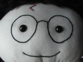 Harry Potter plushie 3 by lawerrar