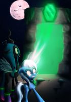 Trixie's Doom by Fox-Moonglow