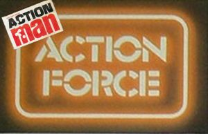 Action Force- Red Dusk Logo by FuzzChile
