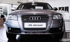 New Audi A6 Allroad by Stolzer