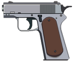 11.5mm Pistol by Ruiner3000