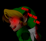 Anti Young Link (VENT) by DeathBoneDragon666
