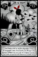 Idle no more (1) by LoxiasPhoebus