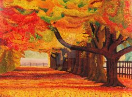 autumn day by surviving2thriving