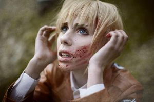 shingeki no kyojin: armin arlert 002 by mokrushina