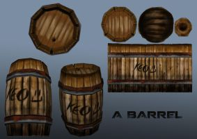 A barrel by Ravenarkh