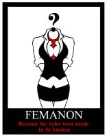 Femanon by FemanonFatal