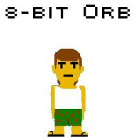 8-bit Orb by theeyeball
