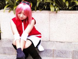 Sakura Cosplay 2: Reminescence by MissExorcist