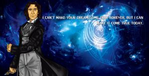 Doctor Who 8 by CosmicThunder