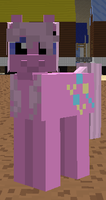Pinkie Pie G3 Mine Little Pony Skin by Perry--Agent