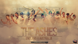 The Ashes 2013 by TheHawkeyeStudio