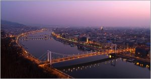 morning in Budapest by Trifoto
