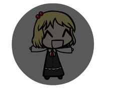 Imposter Rumia by springlover432