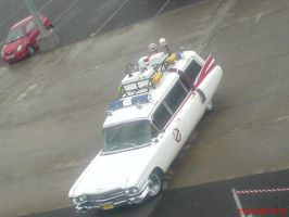 ghost busters car by flamex1991