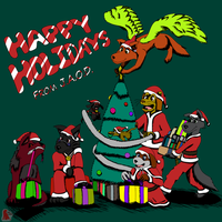 Happy Holidays From J.A.O.D. by redliger