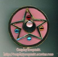 SailorMoon R broach 2 by CosplayPropsEtc
