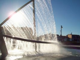 Fountain by panys