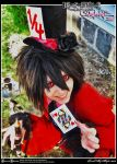 Death Note W. : Quarter Queen by Redustrial-Ruin