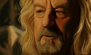 Theoden, 17th King of Rohan by fraeuleinwunder
