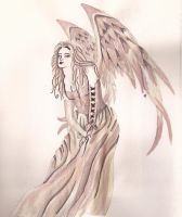 Amy Brown Angel by AmyLou31