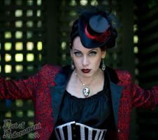 Antique Circus - Ringmistress by ArtOfAdornment