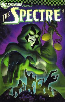 DC SHOWCASE: THE SPECTRE by Jerome-K-Moore