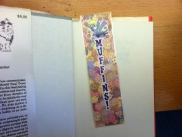 Derpy Muffins bookmark proto by purpletinker