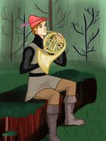 Disney Musicians - Prince Philip by songbirdholly