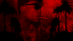 Wiz Khalifa by Thyrring