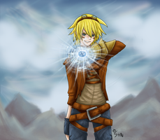Ezreal, The Prodigal Explorer by shn57