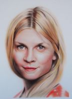 Clemence Poesy by SpringzArt