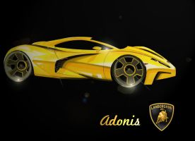 Lamborghini Adonis by Frenchtouch29