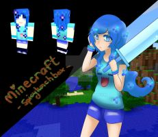 My Custom Minecraft Skin by Unisade