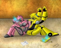 TFA: Quality Time by AXEL464
