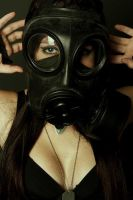 Gas Mask Series -10 by Trappedbehindthelens