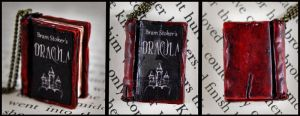 Bram Stokers Dracula Beloved Book by NeverlandJewelry