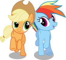 AppleDash by DewlShock