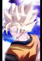 Goku by Tremblax