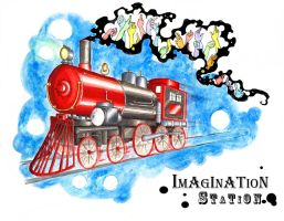 Imagination Station by Kettlehead