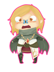 [Dragon Nest] Geraint by Aphrodisiaque