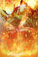 Rebirth of the Phoenix by SybilThorn