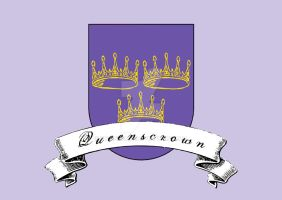 Coat of Arms Queenscrown by engineerJR